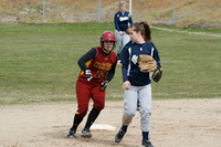 Lady Knights vs Mazama 3-21-09