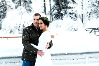 Thorp Winter Wedding