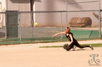 Lady Chieftains vs Lancers 4-8-14