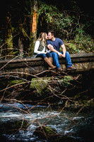 Hannah & Christopher's engagement session.